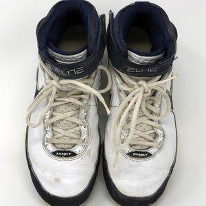 Nike Shoes - Nike Shoes - Nike Shox Elite Family Hi Top